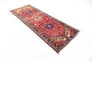 Link to 3' 3 x 9' Hamedan Persian Runner Rug