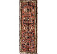 Link to 3' 3 x 10' 4 Shahsavand Persian Runner Rug