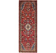 Link to 3' 8 x 11' Shahrbaft Persian Runner Rug