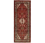 Link to 3' 5 x 9' Hossainabad Persian Runner Rug