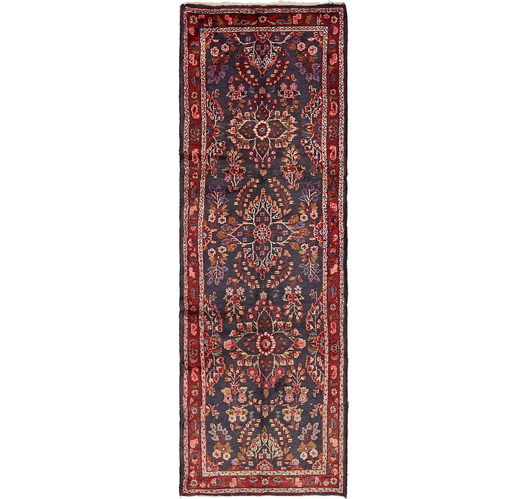 3' 5 x 10' 4 Borchelu Persian Runner...