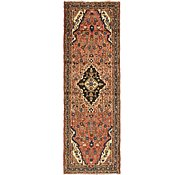 Link to 3' x 10' Hamedan Persian Runner Rug