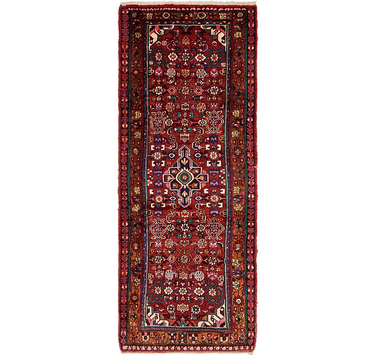 4' x 10' 2 Khamseh Persian Runner ...