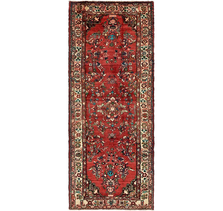 4' 2 x 10' 6 Borchelu Persian Runner...