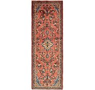 Link to 3' 9 x 11' 2 Hamedan Persian Runner Rug