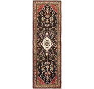 Link to 3' x 10' 2 Hamedan Persian Runner Rug