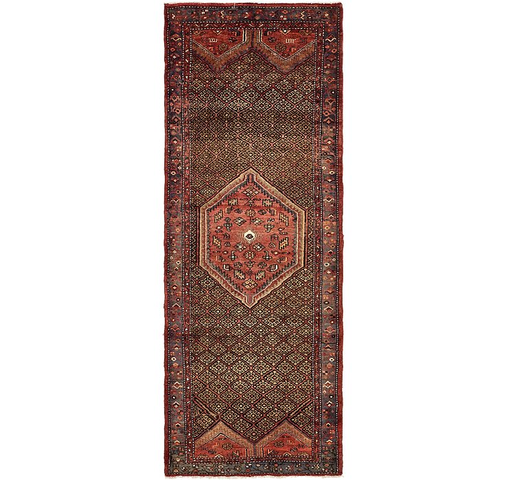 3' 7 x 10' Koliaei Persian Runner ...