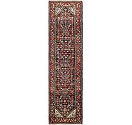 Link to 3' 3 x 13' 4 Hossainabad Persian Runner Rug