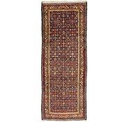 Link to 3' 7 x 9' 7 Hossainabad Persian Runner Rug