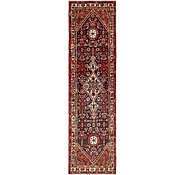 Link to 2' 11 x 10' 3 Hossainabad Persian Runner Rug