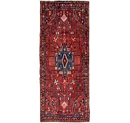 Link to 4' 1 x 9' 11 Hamedan Persian Runner Rug