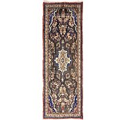Link to 3' 7 x 10' 1 Khamseh Persian Runner Rug