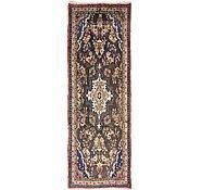 Link to 3' 7 x 10' 1 Khamseh Persian Runner Rug