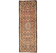 Link to 3' 7 x 10' 2 Hossainabad Persian Runner Rug