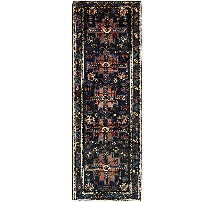 3' 5 x 10' 2 Saveh Persian Runner Rug