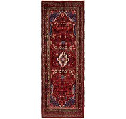 Link to 3' 10 x 10' 8 Hamedan Persian Runner Rug