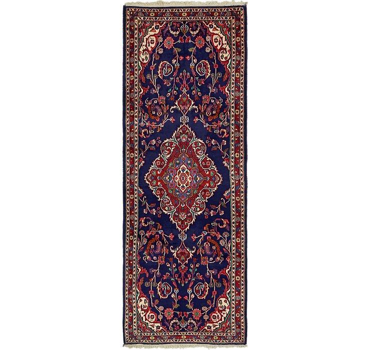 3' 3 x 9' 4 Shahrbaft Persian Runne...