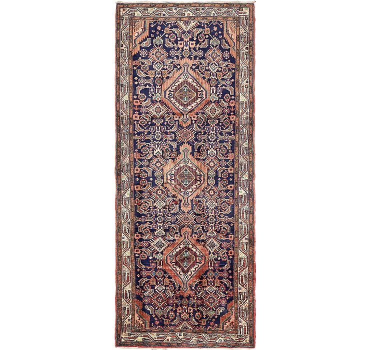 3' 9 x 9' 5 Darjazin Persian Runner...