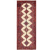 Link to 4' x 10' 6 Chenar Persian Runner Rug