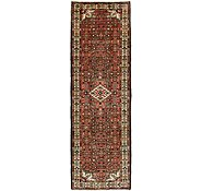 Link to 100cm x 312cm Hossainabad Persian Runner Rug
