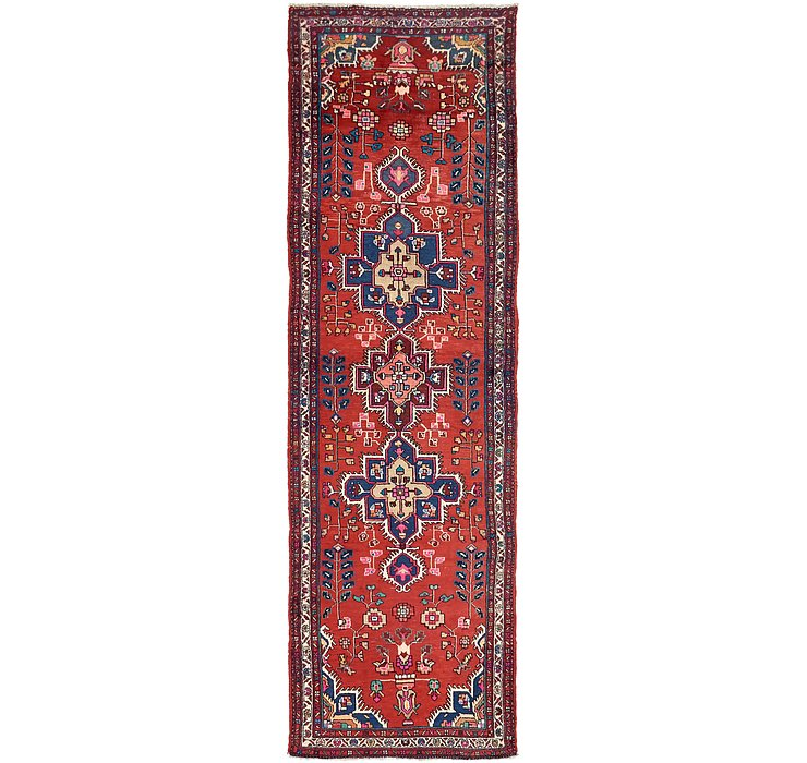 3' 8 x 12' Khamseh Persian Runner ...