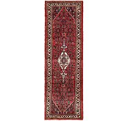Link to 3' 5 x 10' 2 Hossainabad Persian Runner Rug