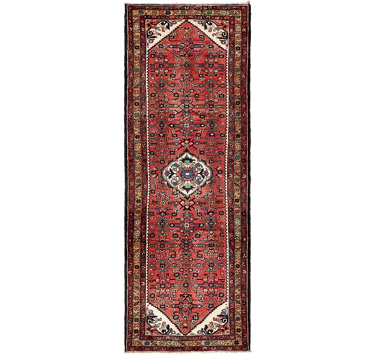 117cm x 320cm Hossainabad Persian Run...