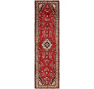 Link to 3' 6 x 12' 1 Hamedan Persian Runner Rug