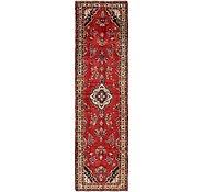 Link to 3' 6 x 12' 1 Hamedan Persian Runner Rug