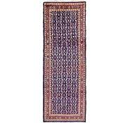 Link to 112cm x 307cm Farahan Persian Runner Rug