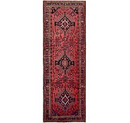 Link to 3' 7 x 10' 3 Mazlaghan Persian Runner Rug