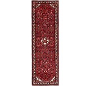 Link to 97cm x 292cm Hossainabad Persian Runner Rug
