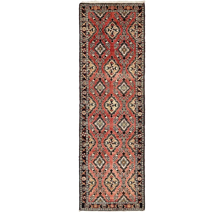 3' 3 x 10' Malayer Persian Runner ...