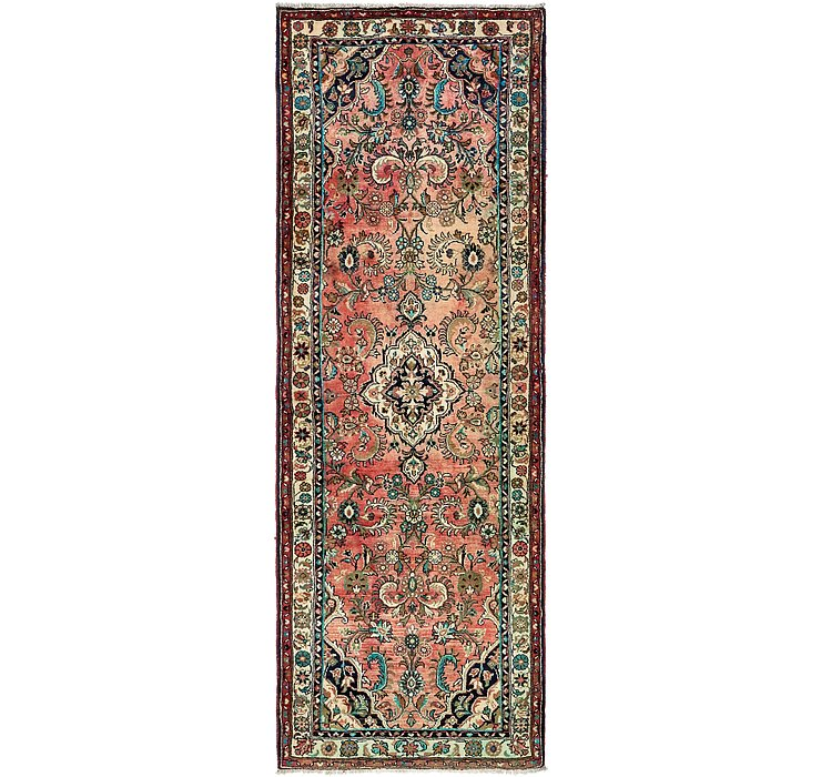 3' 8 x 10' 3 Borchelu Persian Runner...