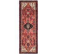 Link to 100cm x 277cm Hamedan Persian Runner Rug