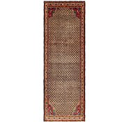 Link to 3' 8 x 11' Koliaei Persian Runner Rug