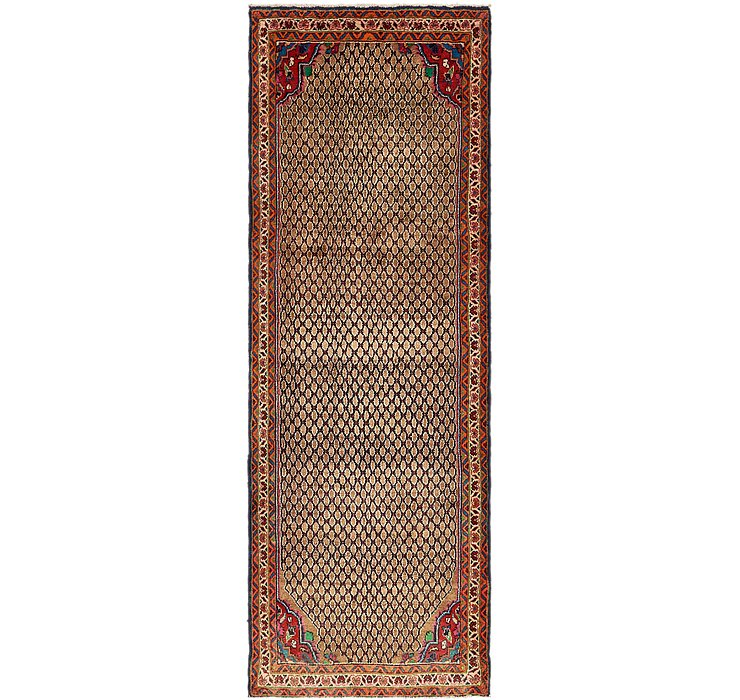 3' 8 x 11' Koliaei Persian Runner ...