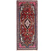Link to 3' 7 x 8' 7 Hamedan Persian Runner Rug