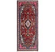 Link to 3' 7 x 8' 7 Hamedan Persian Runner Rug