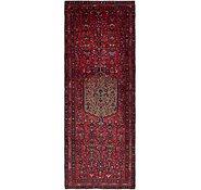 Link to 110cm x 305cm Hamedan Persian Runner Rug