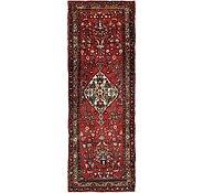 Link to 110cm x 323cm Hamedan Persian Runner Rug