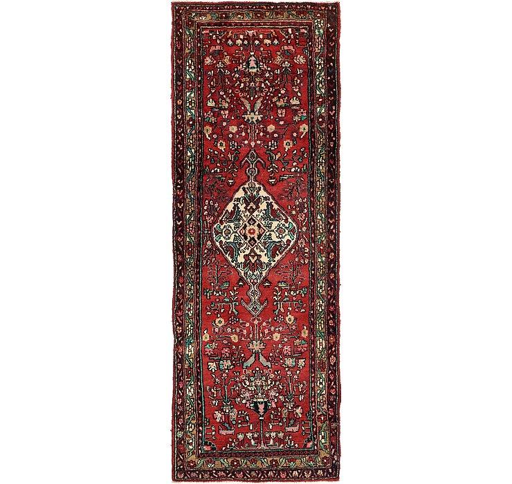110cm x 323cm Hamedan Persian Runner ...