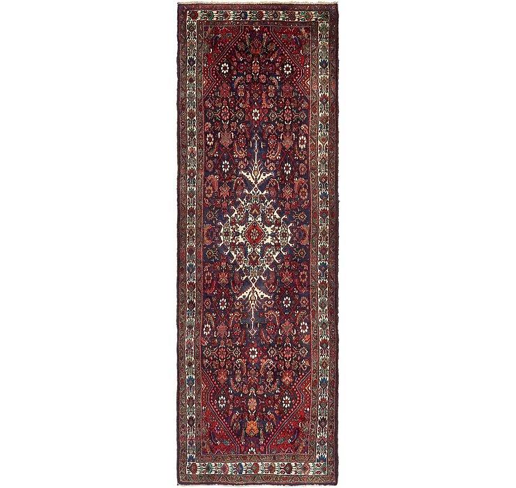 3' 7 x 10' 10 Zanjan Persian Runner Rug