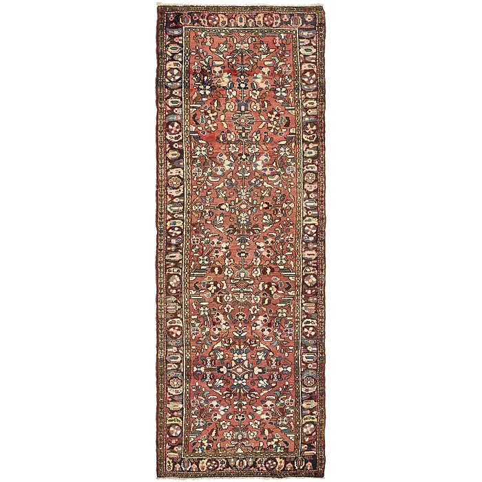 3' 6 x 10' 5 Borchelu Persian Runner...