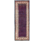 Link to 3' 8 x 9' 7 Farahan Persian Runner Rug