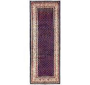 Link to 112cm x 292cm Farahan Persian Runner Rug