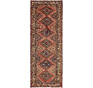 Link to 3' 5 x 9' 3 Chenar Persian Runner Rug