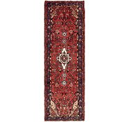 Link to 3' 1 x 9' 3 Hamedan Persian Runner Rug