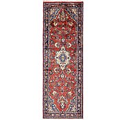 Link to 97cm x 282cm Tafresh Persian Runner Rug