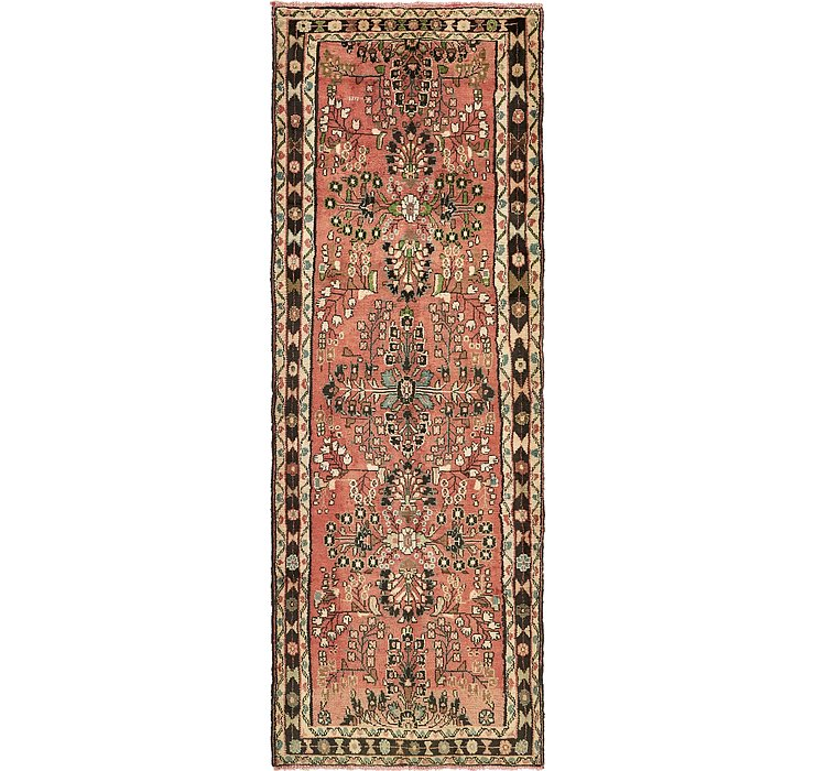 3' 9 x 10' 6 Liliyan Persian Runner ...